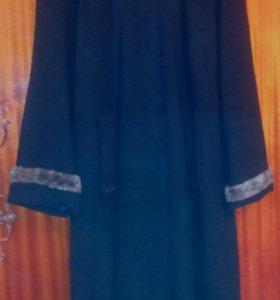 Пальто демисезонное р-р 50-52