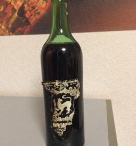 Бутылка коллекционная