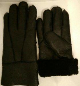 Новые перчатки мужские зимние