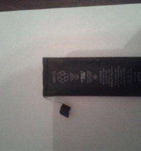 Батарея оригинал IPHONE 5S