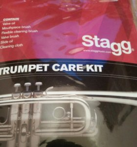 Stagg Trumpet Care Kit