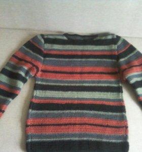 свитер мужской цветной
