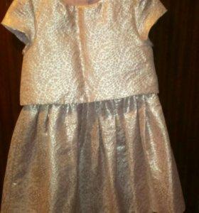 Платье р-р 122