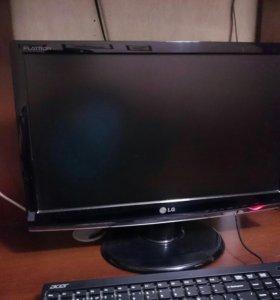 Монитор LG Flatron W2053S