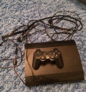 Игровая приставка с играми PS3