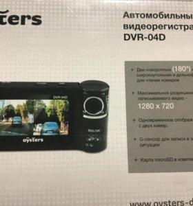 Автомобильный видеорегистратор новый
