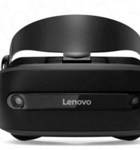 Новый Шлем Lenovo Explorer VR 2.0  (в упаковке)