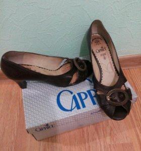 Немецкие туфли Caprice, р. 38