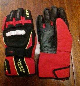 Горнолыжные перчатки leki
