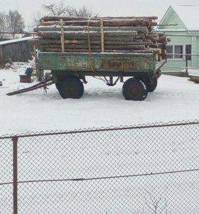 дрова сосновые сухостой !