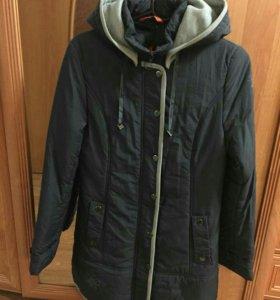 Куртка-пальто женское 38 размер