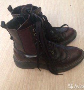 Ботинки Carnaby Весна - осень