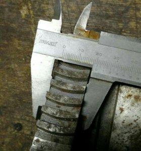 Кулачки обратные для токарного патрона ф160