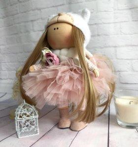 Интерьерные куклы, мастер классы