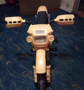 Мотоцикл эл