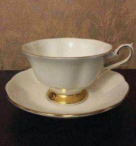 2 чайные пары Royal Albert 1960-1970e