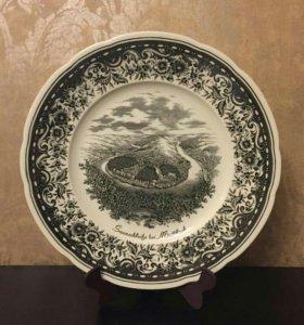 Декоративная тарелка Villeroy & Boch 28см