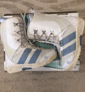 Продам женские сноубордические ботинки K2