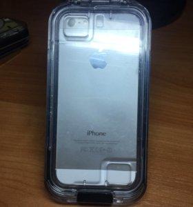 Водонепроницаемый чехол на iphone 5/5s/SE
