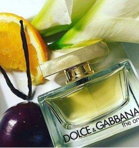 Тестер dolce gabbana the one 75 ml бесплатная дост