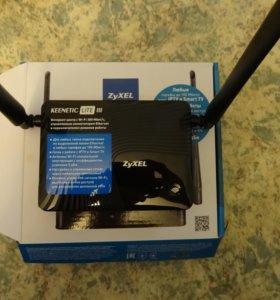 wifi роутер zyxel keenetic lite 3