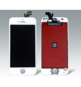 Дисплей + тачскрин iPhone 5