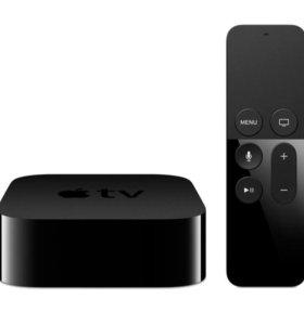 Телевизионная приставка Apple TV 64Gb
