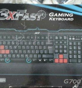Игровая клавиатура A4tech x7 g700
