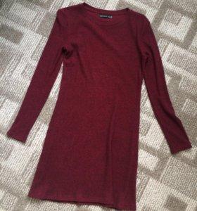 Платье новое bershka