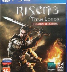 Risen 3 для PS4