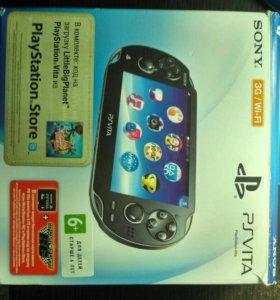Sony PlayStation Vita (3G/Wi-Fi/SIM/4GB SD)