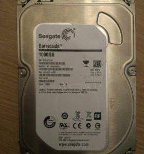 Жёсткий диск Barracuda 1000gb