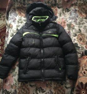 Куртка зимняя, мальчиковая