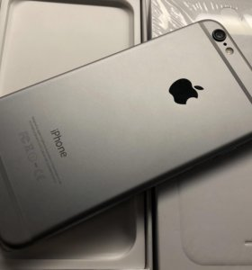 iPhone 6/16gb space gray