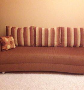 Диван +кресло-кровать 8-ое Марта