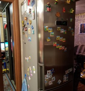 Холодильник Whirlpool WBC4046