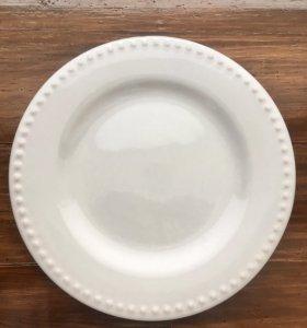 Тарелки новые 4 шт керамика
