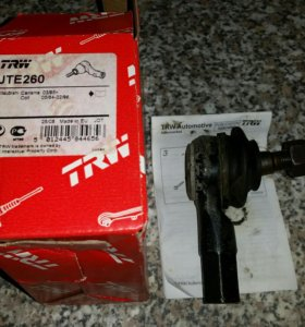 JTE260 Наконечник поперечной рулевой тяги TRW