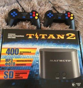 Игровая мультимедийный система Титан 2