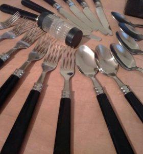 Столовые приборы🍴вилки, ложки, ножи