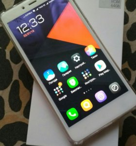 Xiaomi Redmi Note 4X 64Gb+4Gb+4G+ 5,5