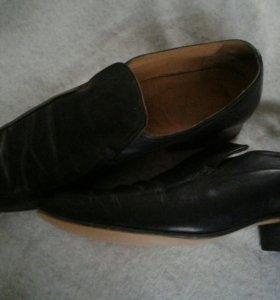 Ботинки мужские натуральная кожа