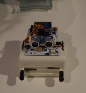 СКИДКА 30 % Робот Sparki для программирования
