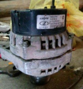 Двигатель, генератор, фары, эбу-мозг на ВАЗ 2115