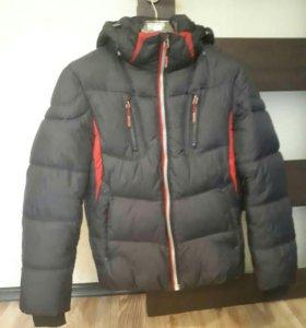 Зимняя куртка. р.46