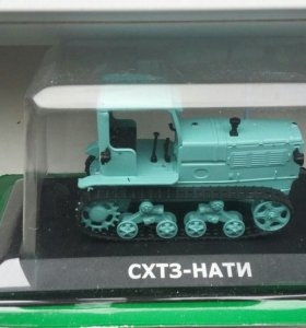 Модель:Трактора СЗТЗ-НАТИ