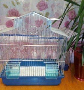 Клетка для птиц...
