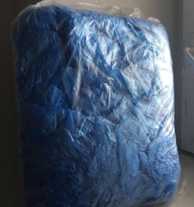 Бахилы синие 100 пар