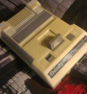Игровая приставка Dendy 8 бит-Eagle