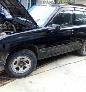 Запчасти Suzuki grand vitara Chevrolet tracker